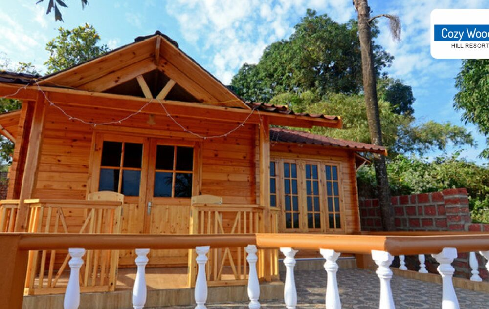 wooden homes india project